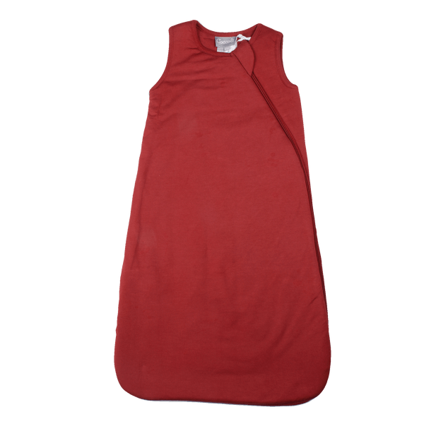Coccoli Pyjamas 6M / Rouge Gigoteuse rouge Red sleeping bag