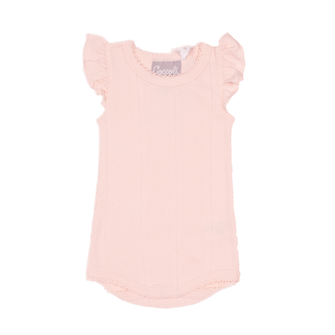 Coccoli Pyjamas Cache-cou fantaisie Rose Pink Fantasy Body