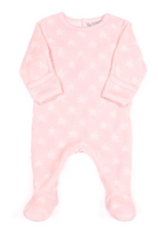 Bébé fillette pyjamas