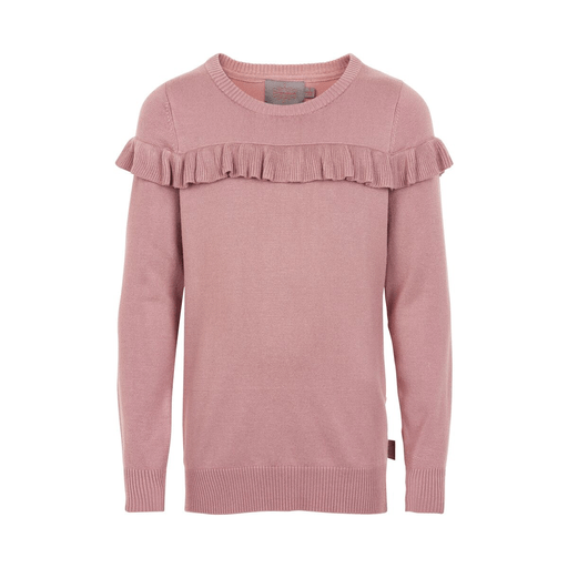 Creamie Hauts 14Y / Bleu pull rose manche longue pink long sleeved sweater