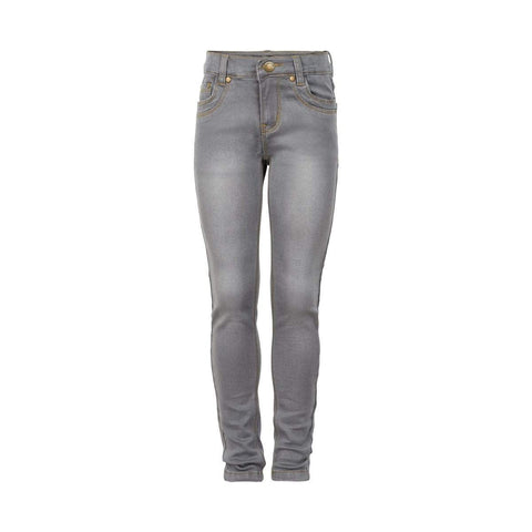 Creamie Pantalons 4Y / Gris Pantalon gris pale Light grey pants