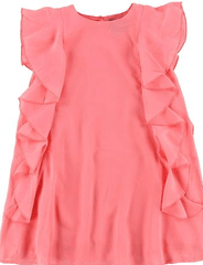 Creamie Robes 14Y / Rose Robe sans manches Sleeveless dress ;;en;; Sleevles