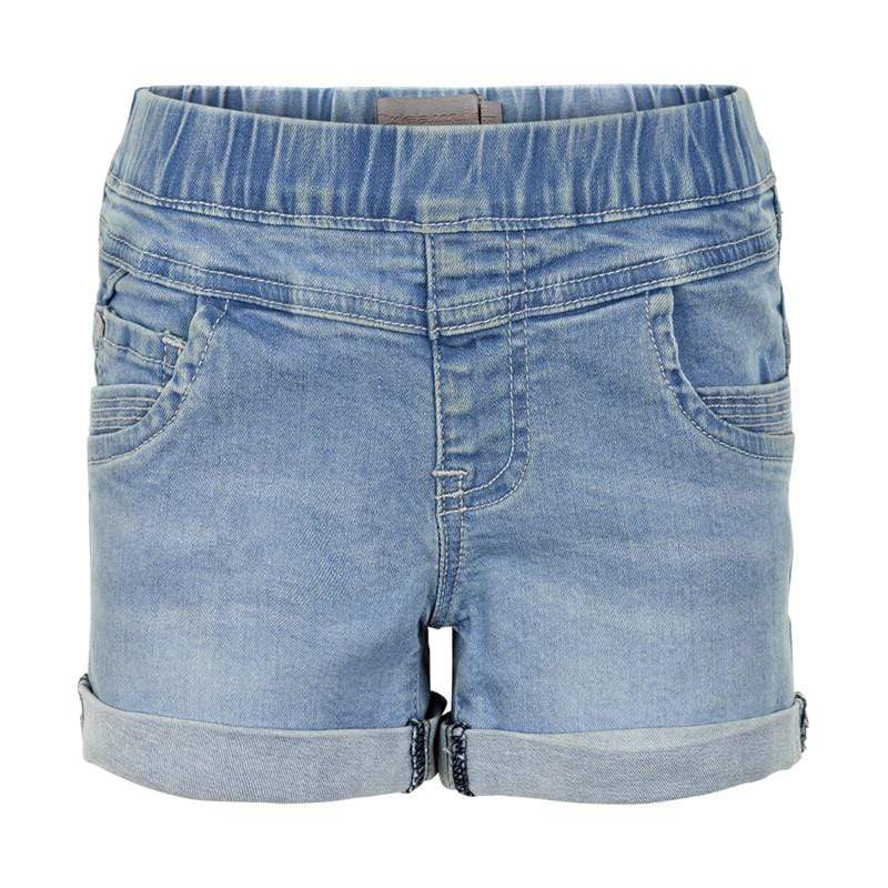Creamie Shorts 14Y / Bleu Short jeans à poches Jeans short with pockets