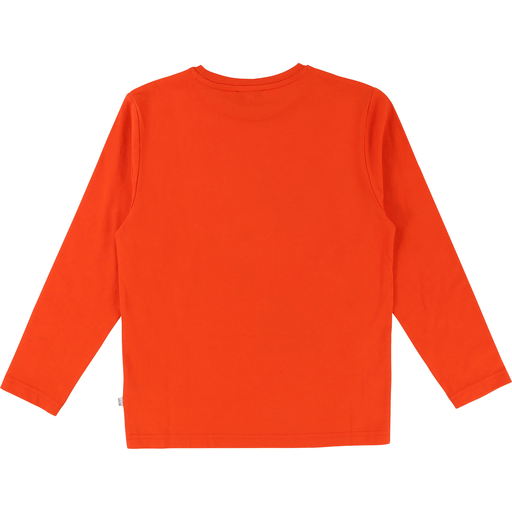 Hugo Boss Chandails 16Y / Orange Chandail orange éclatant Bright orange T-shirt