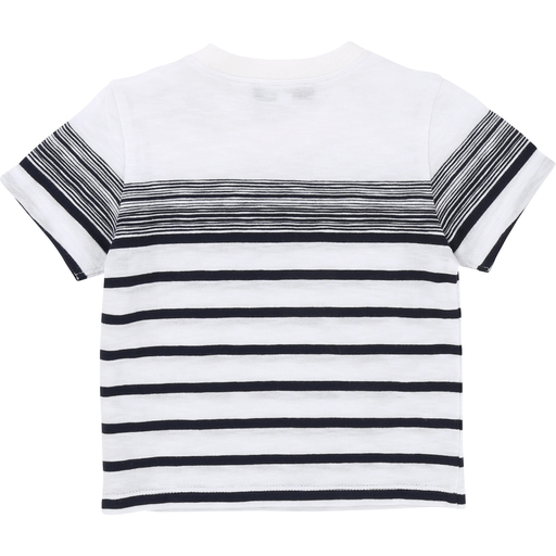 Hugo Boss Chandails 3Y / Blanc T-shirt blanc White t-shirt