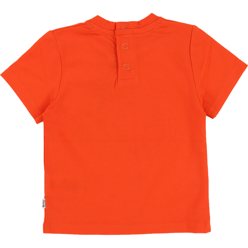 Hugo Boss Chandails 3Y / Orange Chandail de surf orange Orange surf t-shirt