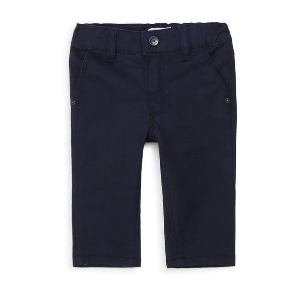 Hugo Boss Pantalons Pantalon bleu marine Navy blue pants