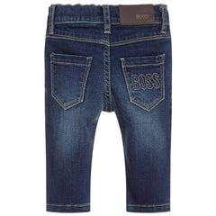 Hugo Boss Pantalons Pantalon en denim Denim pants