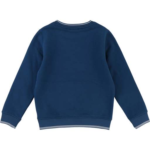 Hugo Boss Pulls 16Y / Bleu Sweat bleu Blue sweatshirt