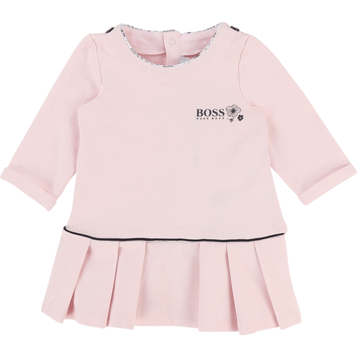 Hugo Boss Robes 18M / Rose Robe rose Baby pink dress