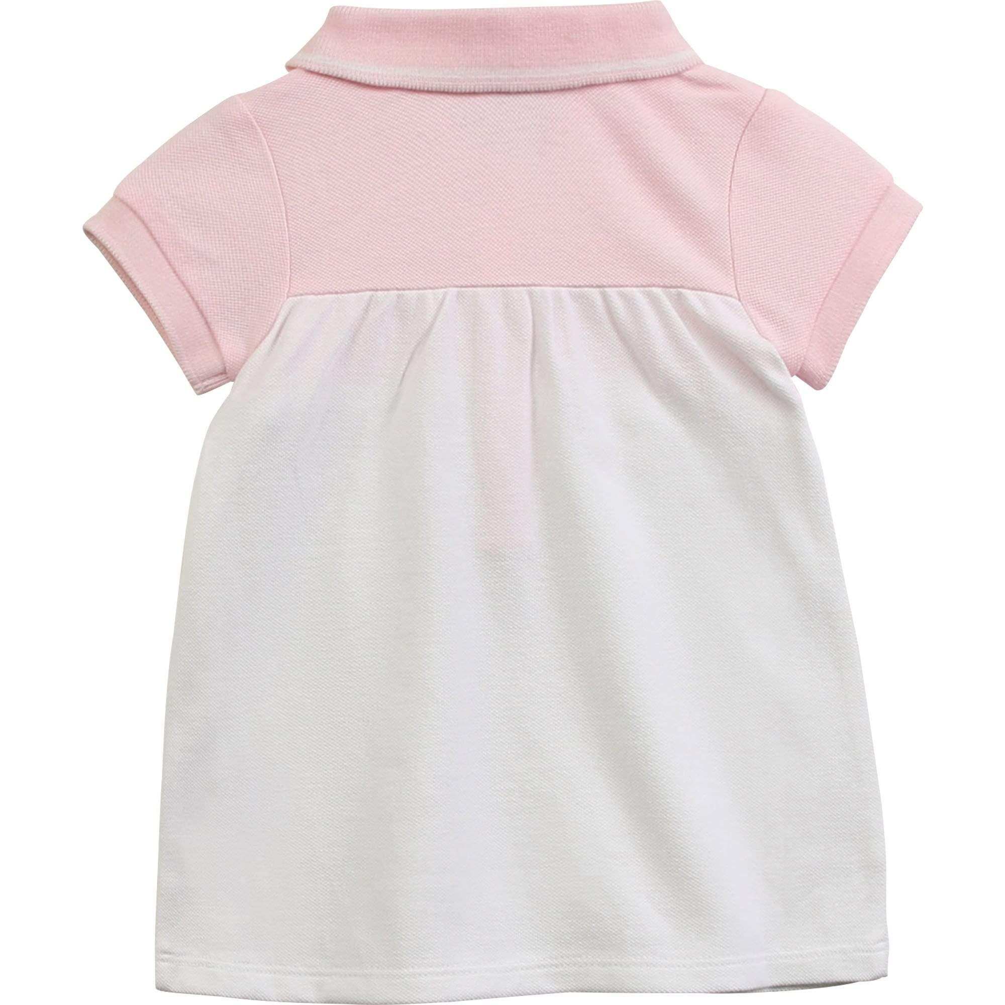 Robe Rose Et Blanche Pink And White Dress Boutique Lollipop