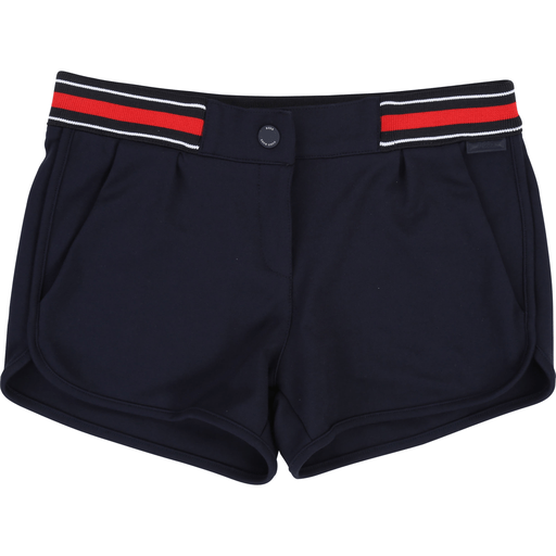 Hugo Boss Shorts 16Y / Bleu Short bleu marin   Dark blue shorts