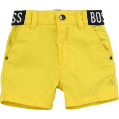 Hugo Boss Shorts Bermuda pollen Yellow bermuda
