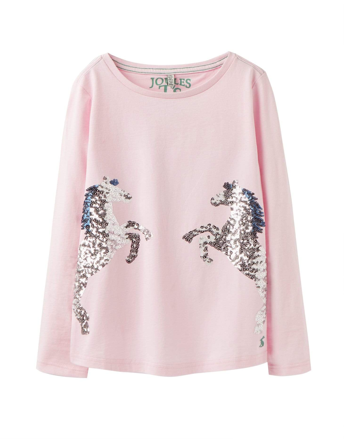 Joules Chandails Chandail rose Pink shirt