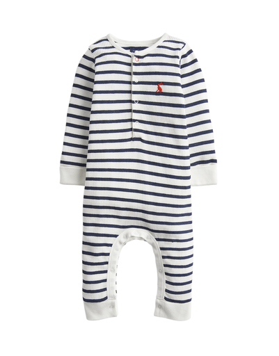 Joules Combinaisons 2Y / Blanc Ensemble à rayure bleu Blue stripped jumpsuit