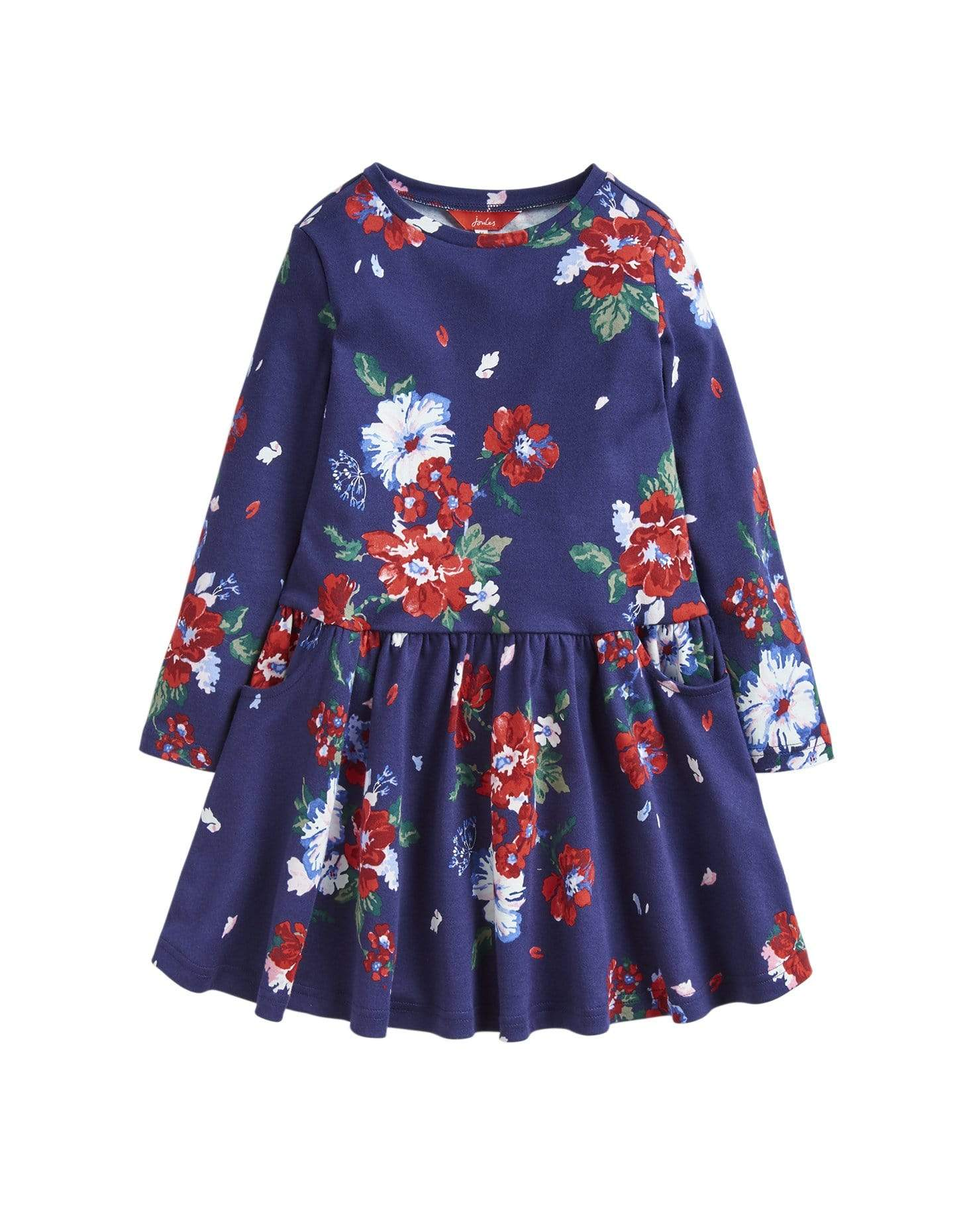 Joules Robes Robe bleue Blue dress