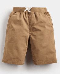 Joules Shorts 12Y / Beige Short beige  Brown short