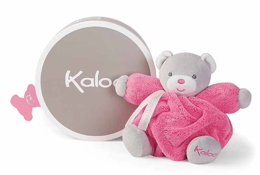 Kaloo Articles Ourson framboise Small - Small raspberry bear