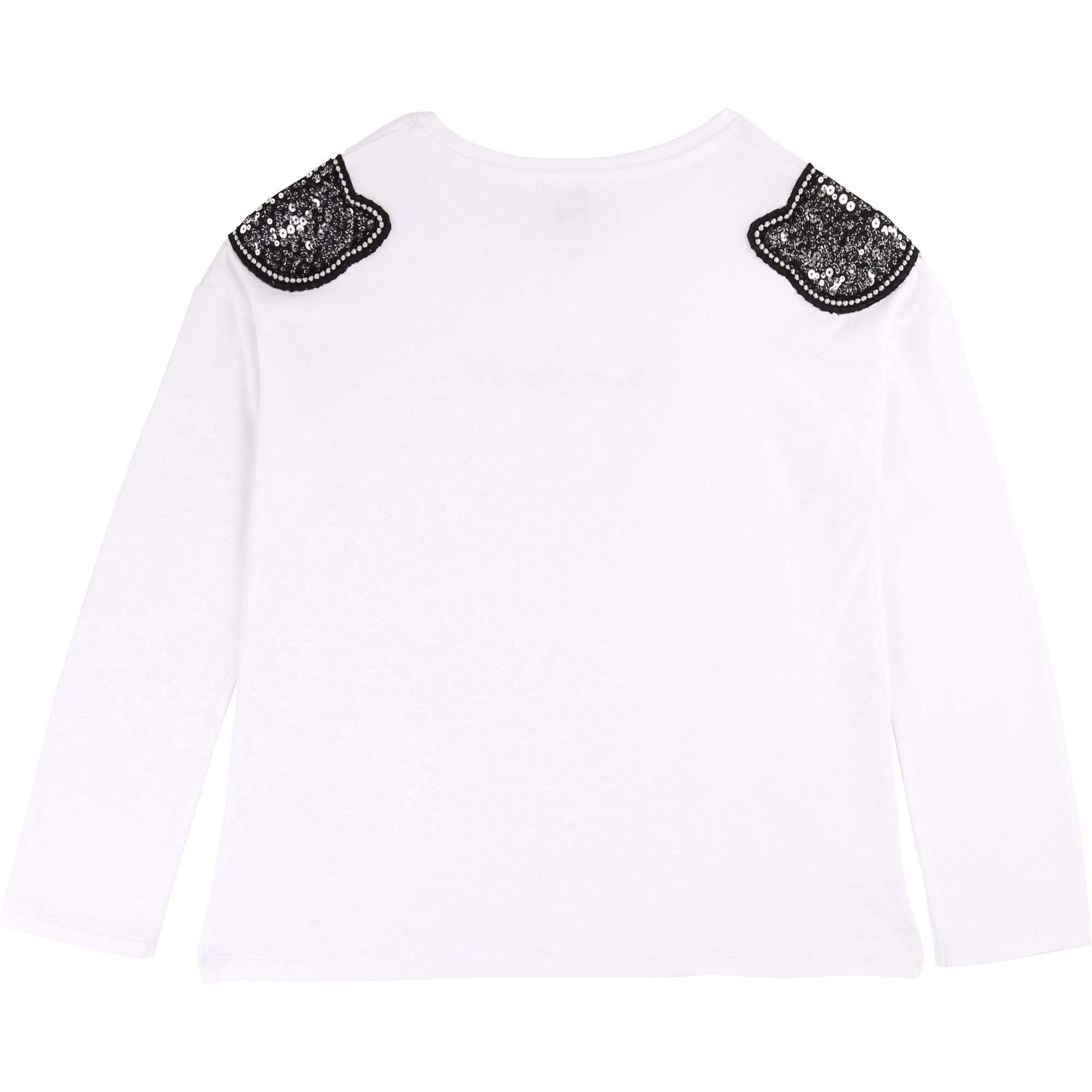 Karl Lagerfeld Chandails Tee shirt manches longues
