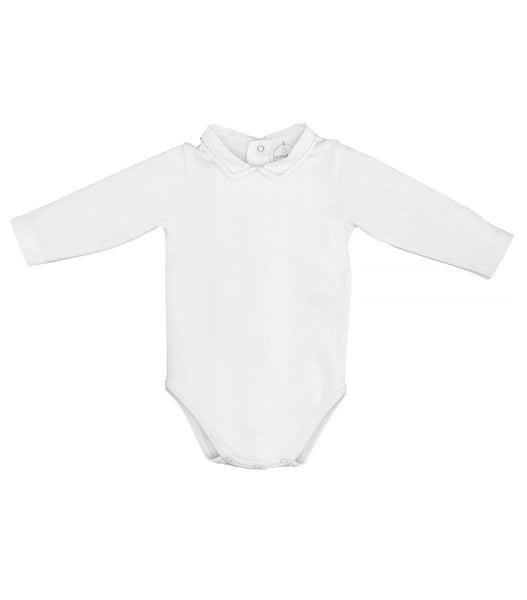 Laranjinha Pyjamas Body avec surpiqure Embroidered bodysuit