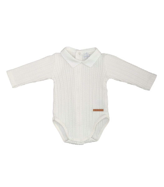 Laranjinha Pyjamas Body côtelé Ribbed bodysuit