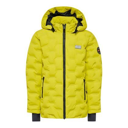 Lego Wear Manteaux Manteau jaune Yellow coat