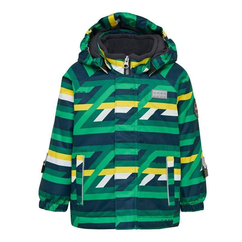 Lego Wear Manteaux Manteau vert Green jacket
