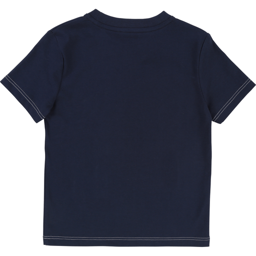 Little Marc Jacobs Chandails 14Y / Bleu Chandail marine imprimé Navy printed T-shirt