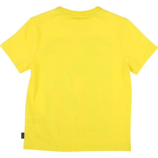 Little Marc Jacobs Chandails 14Y14Y / Jaune tee-shirt tee-shirt