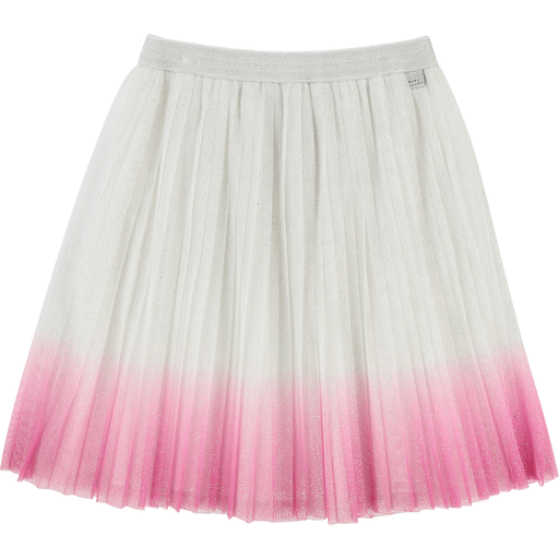 Jupe rose et blanche White and pink skirt