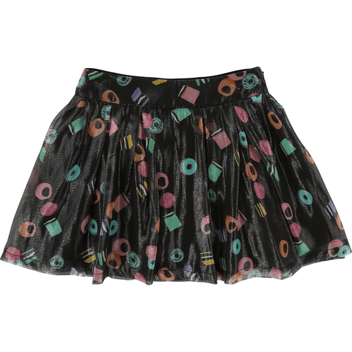 Little Marc Jacobs Jupes 14Y / Noir Jupe colorée Colourful skirt