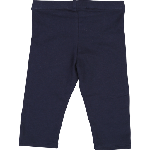 Little Marc Jacobs Pantalons 10Y / Bleu Legging bleu marin Navy blue leggings