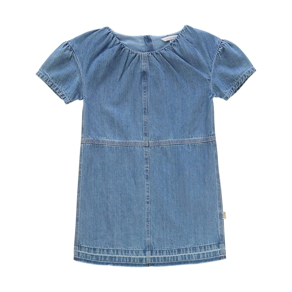 Little Marc Jacobs Robes Robe en denim Denim dress