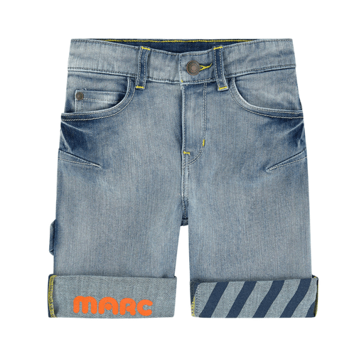 Little Marc Jacobs Shorts 14Y14Y / Bleu Bermuda jeans clair Light jeans shorts
