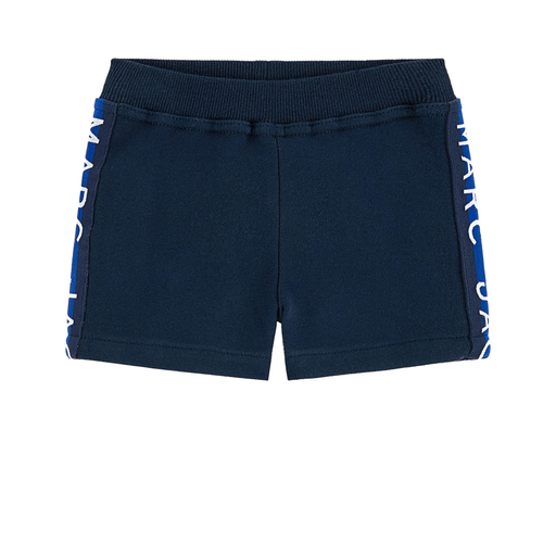 Little Marc Jacobs Shorts 3Y / Bleu Bermuda marine Dark blue shorts