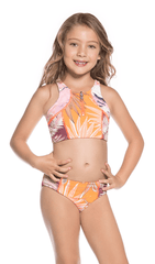 Maaji Tenues de bain 14Y / Orange Maillot une pièce orange Orange two piece swimsuit