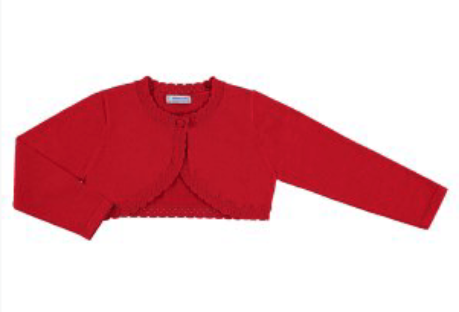 Mayoral Cardigans 6Y / Rouge Cardigan rouge Red cardigan