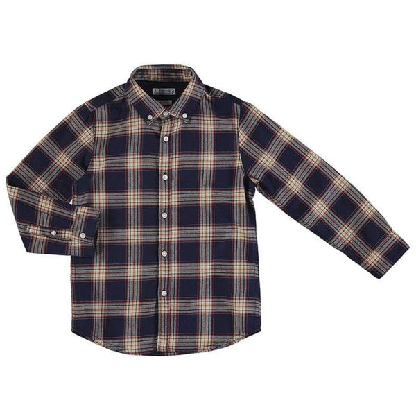 Chemise à carreaux Checkered shirt
