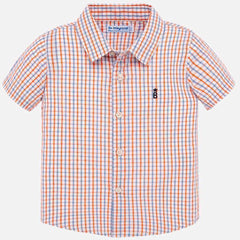 Mayoral Chemises Chemise à carreaux Plaid shirt