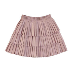 Jupe à plis Pleated skirt