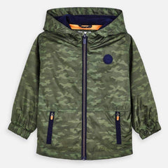 Mayoral Manteaux Coupe-vent Camouflage Windbreaker