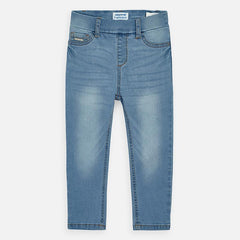 Mayoral Pantalons Pantalon en denim Denim pants