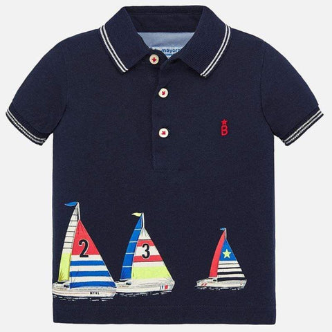 Mayoral Polos Polo voiliers Boat polo
