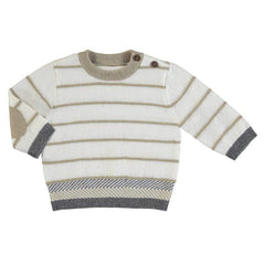 Mayoral Pulls Pull rayé Striped Sweater