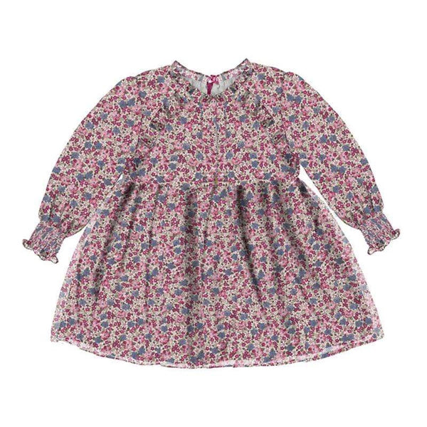 Robe fleurie Floral dress