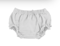 Mayoral Shorts 9M / Blanc Culotte blanche White panty