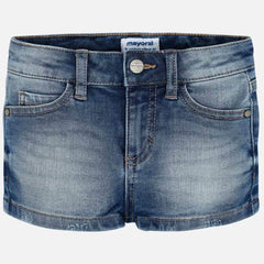 Mayoral Shorts Short en denim Denim shorts