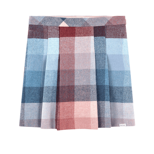 Paul Smith Junior Jupes 14Y / Blanc Jupe multicolore - Muticolored skirt