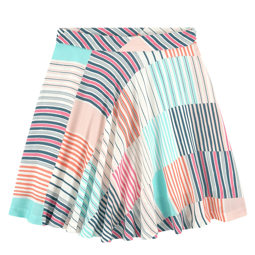 Paul Smith Junior Jupes 5Y / Blanc Jupe imprimée Printed skirt