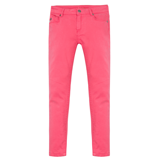 Paul Smith Junior Pantalons 5Y / Orange Pantalon orange rose - Bright orange pants